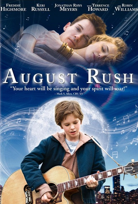 August Rush film complet
